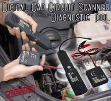 Load image into Gallery viewer, The Digital Car Circuit Scanner Diagnostic Tool
