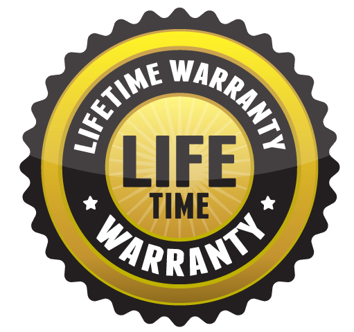 Lifetime Warranty Protection