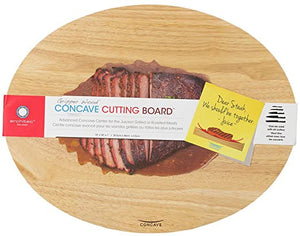Architec Gripperwood Concave Cutting Board