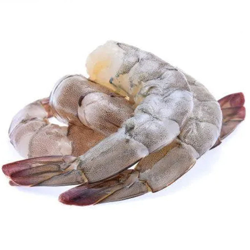 Raw Wild USA Shrimp
