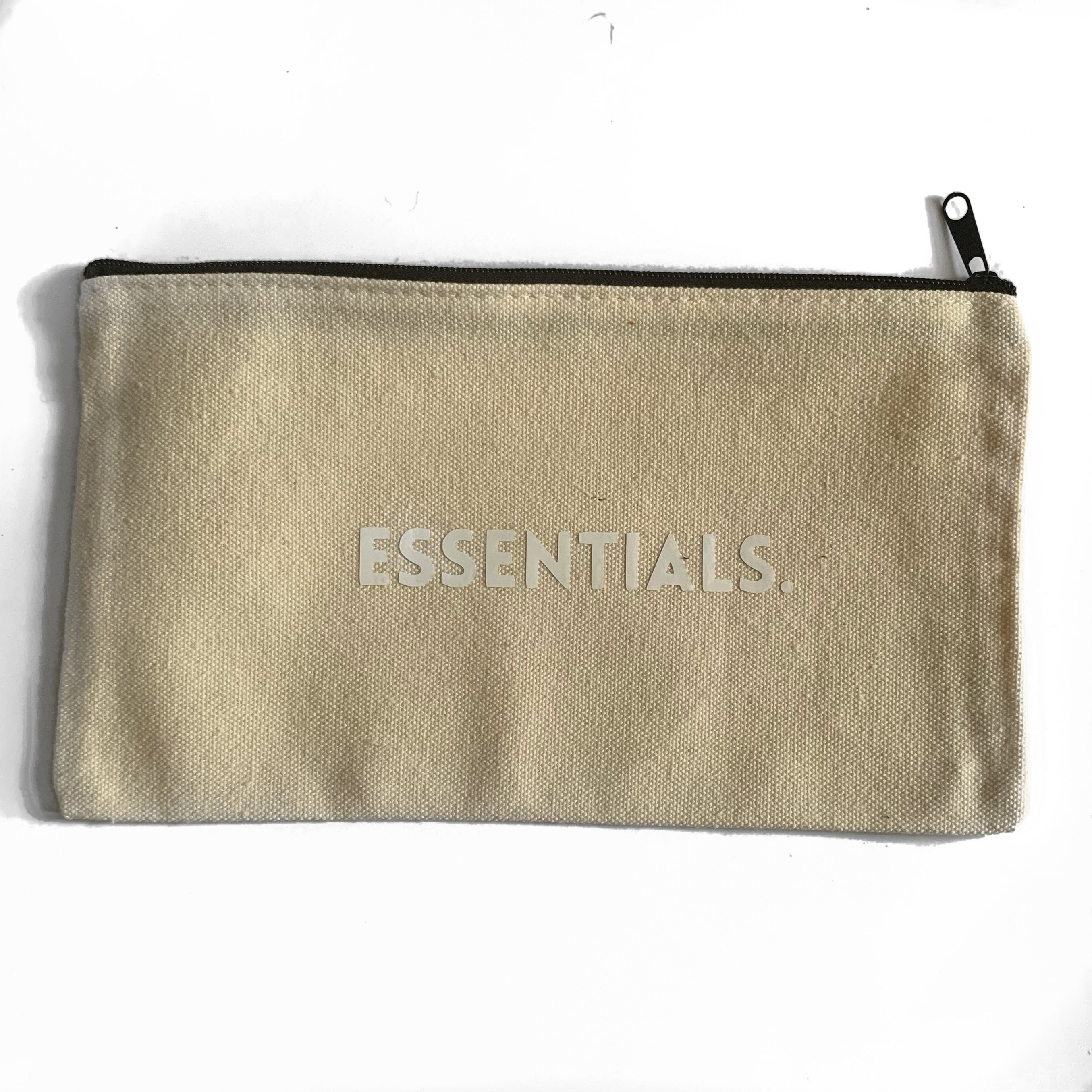 Beauty Has No Skin Tone Canvas Pouch