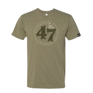 47th Star New Mexico T Shirt