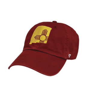 State Zia 47 Brand Hat