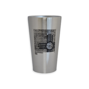 State Zia Pint Glass