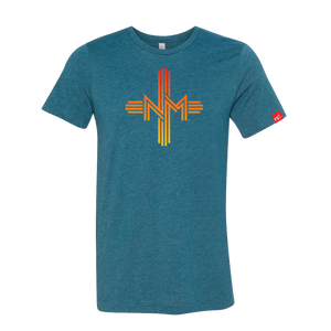 Sunset New Mexico Zia T-Shirt