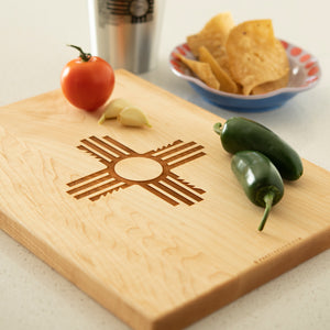 Zia Maple Cutting Board