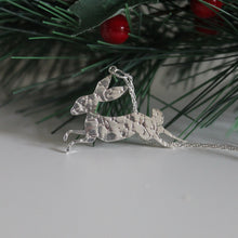 Load image into Gallery viewer, Constellation Hare Necklace in Sterling Silver - Shine On Shop