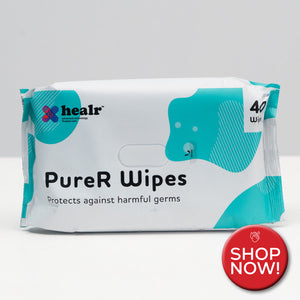Anti-Bacterial Wipes (40 Wipes)