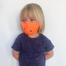 Load image into Gallery viewer, Toddlers Fabric Face Mask (Up to 3 years old)