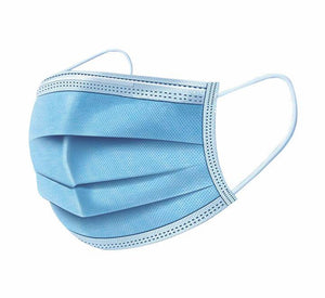 3-PLY Surgical Mask (50 / box)