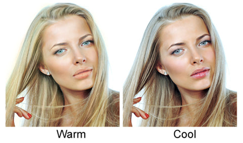 warm vs cool