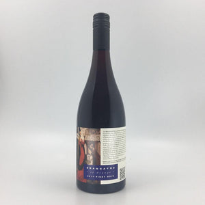 brangayne pinot noir 2017 red wine from cultivate local