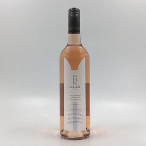 bottle of MANYARA ROSE (PINOT NOIR) 2018 Rose Wine Cultivate Local