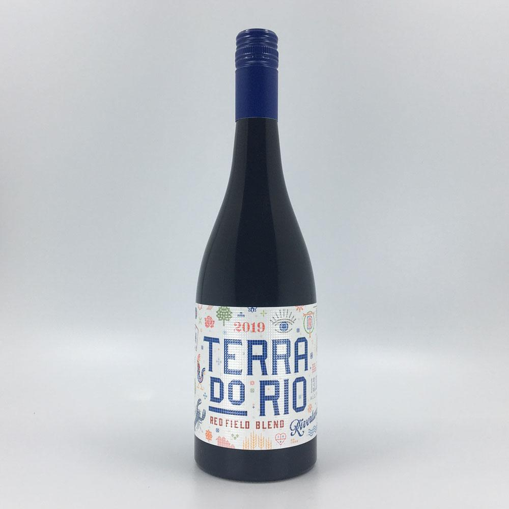 bottle of TERRA DO RIO FIELD BLEND RED 2019 Red Wine Cultivate Local