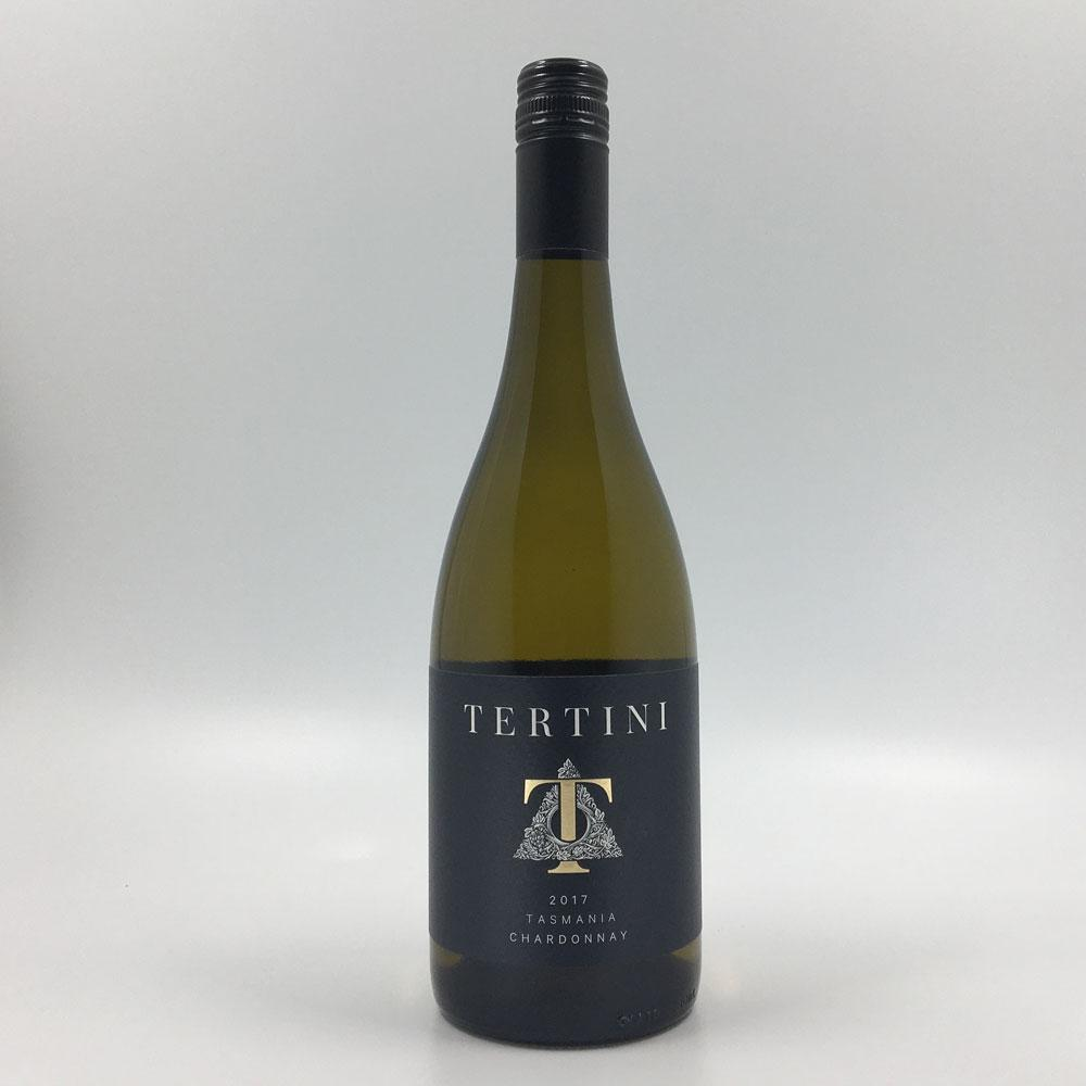 bottle of TERTINI TASMANIA CHARDONNAY 2017 White Wine Cultivate Local