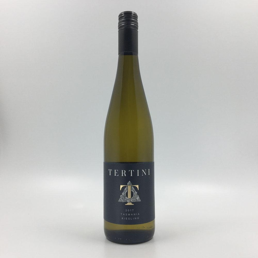bottle of TERTINI TASMANIA RIESLING 2017 White Wine Cultivate Local