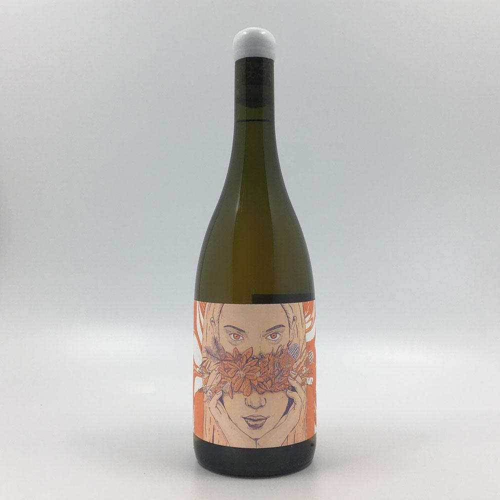 bottle of VINTELOPER 'Urban Winery Project' 2018 Amber-Natural Wine Cultivate Local