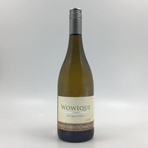 bottle of WOWIQUE SAUVIGNON BLANC BARREL AGED 2016 White Wine Cultivate Local