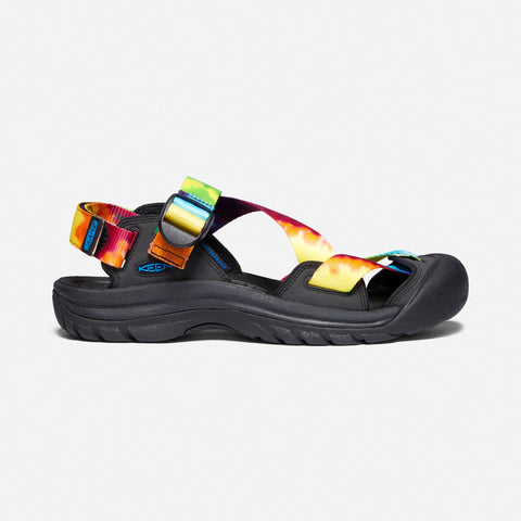 MEN'S ZERRAPORT II - MULTI TIE-DYE/BLACK