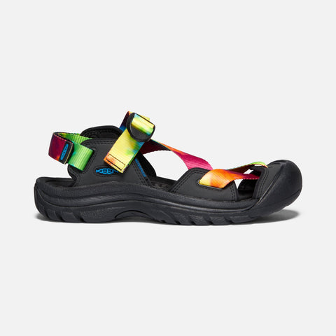 WOMEN'S ZERRAPORT II - MULTI TIE-DYE/BLACK