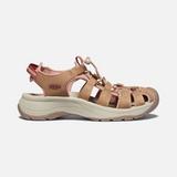 WOMEN'S ASTORIA WEST SANDAL - TOASTED COCONUT/ROSE