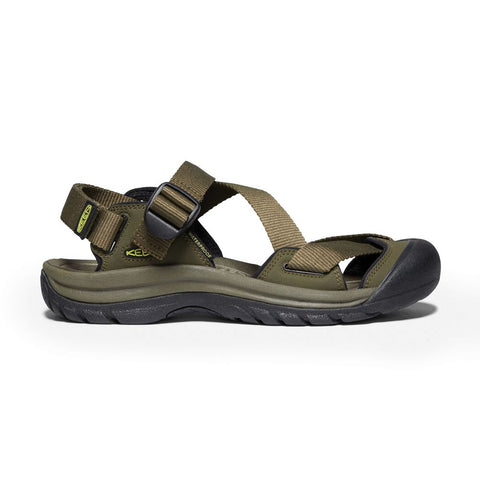 MEN'S ZERRAPORT II - DARK OLIVE/BLACK