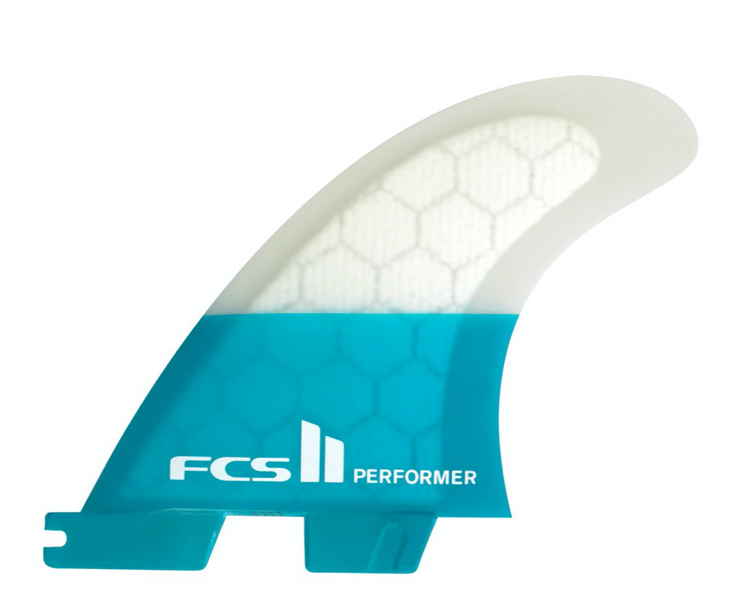 FCS II SUP Performer PC Large Tri Fin Set