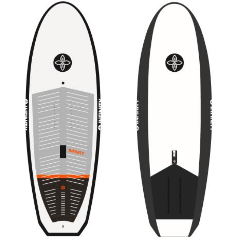 Infinity Tombstone SUP Surf Foil