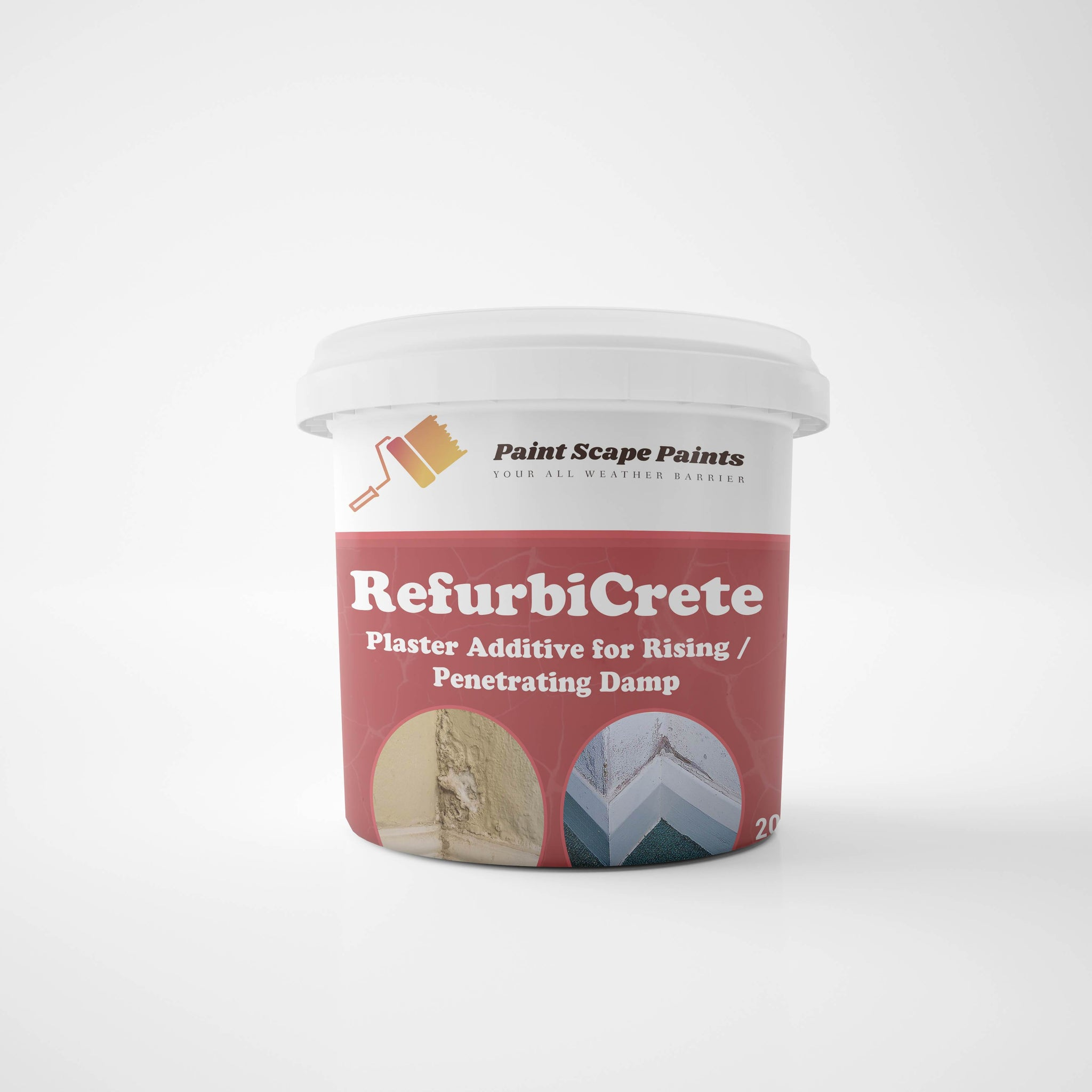 RefurbiCrete Paint Scape Paints