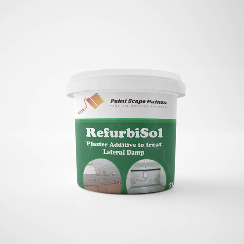 RefurbiSol Paint Scape Paints