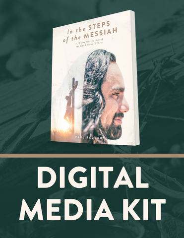 In the Steps of the Messiah - Digital Media Kit