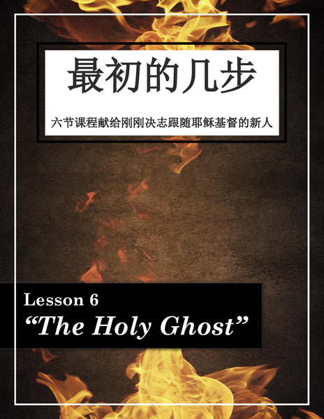 The Holy Ghost: CHINESE