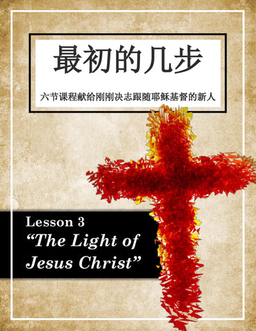 The Light of Jesus Christ: CHINESE