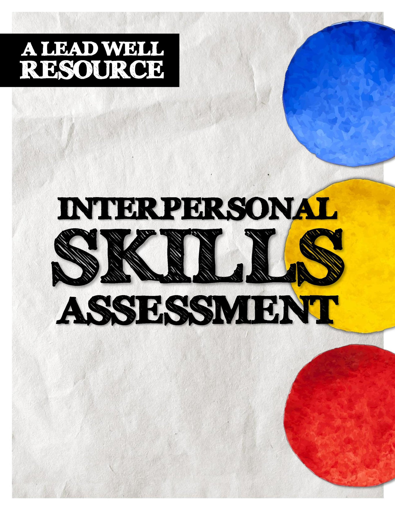 Interpersonal Skills Assessment