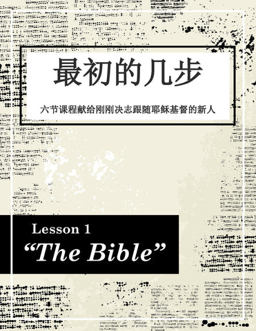 The Bible: CHINESE