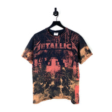 Load image into Gallery viewer, Metallica T Shirt - M