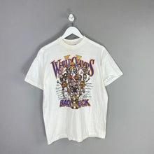 Load image into Gallery viewer, 80s LA Lakers Championship T Shirt - M