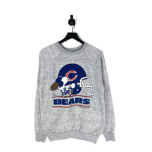 Load image into Gallery viewer, 80s Chicago Bears Snoopy Sweatshirt - M