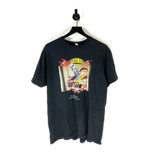 Playstation Fairytale Fights Promo T Shirt - XL