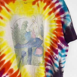 90s Alice in Wonderland T Shirt - M