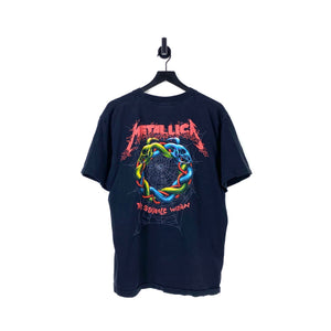 90s Metallica T Shirt - XL