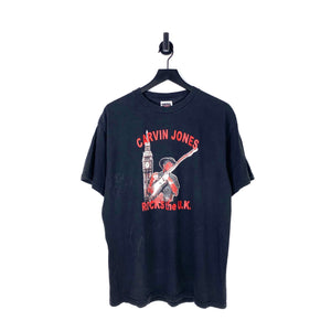 90s Carvin Jones T Shirt - XL