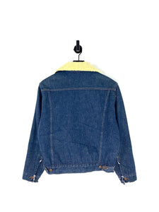 70s Sears Roebucks Sherpa Jacket - Sz 40 (S/M)