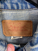 Load image into Gallery viewer, 70s Levis Trucker Denim Jacket - S (38)