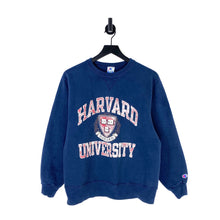 Load image into Gallery viewer, Champion Harvard Sweatshirt - M