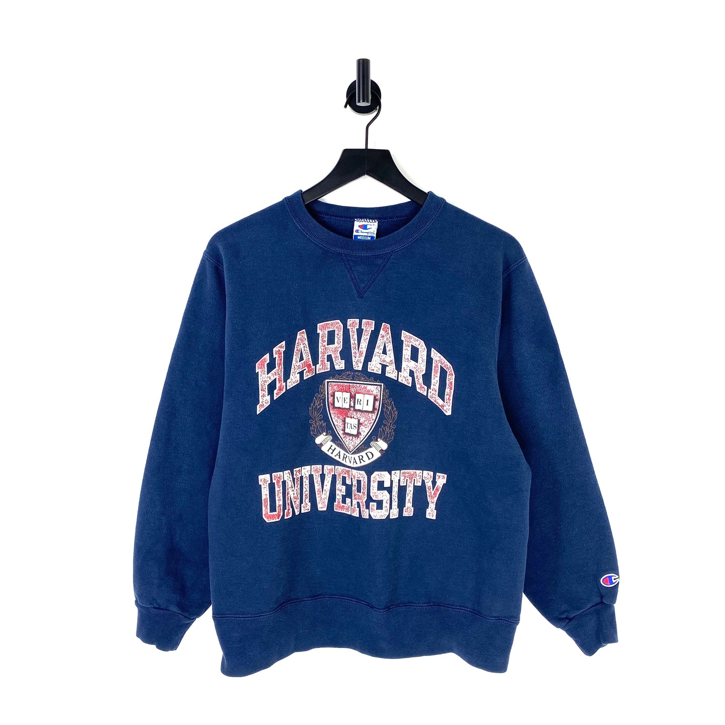 Champion Harvard Sweatshirt - M