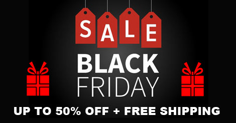 Thanksgiving and Black Friday Sale Now On
