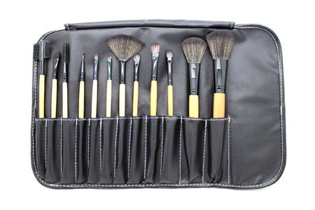 Mineral Makeup Brush Set