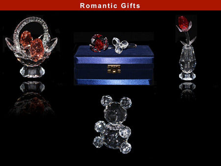 Crystal Romantic Gifts