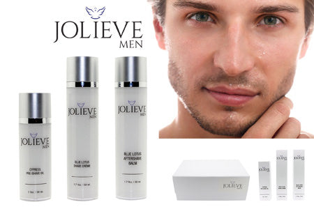 Empowered Shaving for Men by JOLIEVE